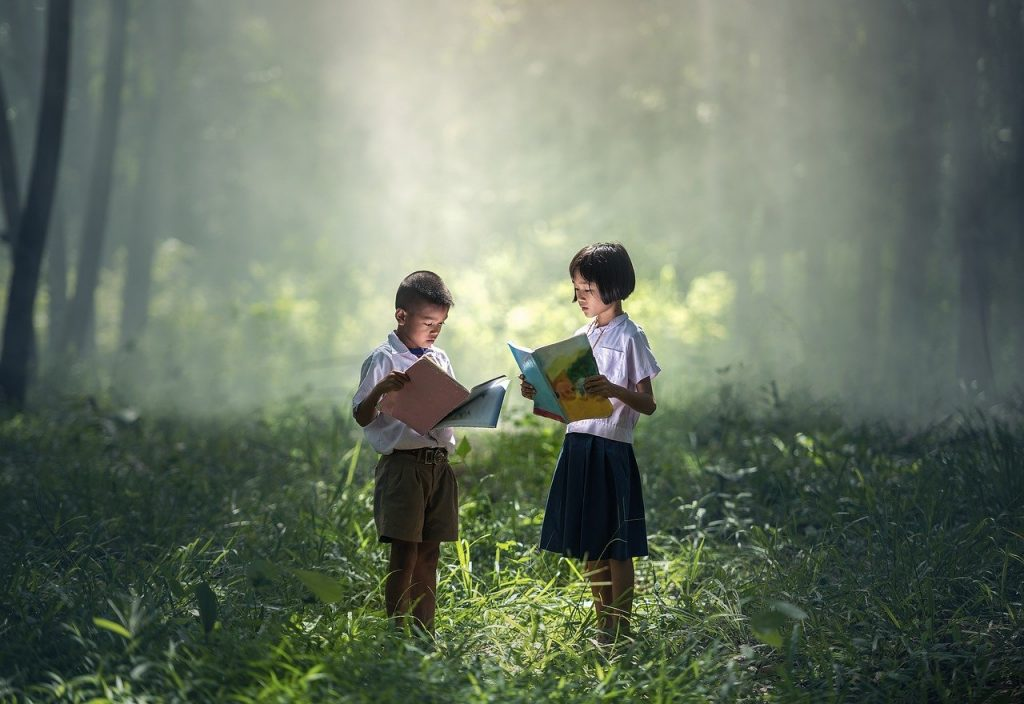 Nature and the Children