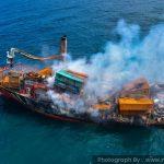 Ship Disaster Sri Lanka-X-Press Pearl