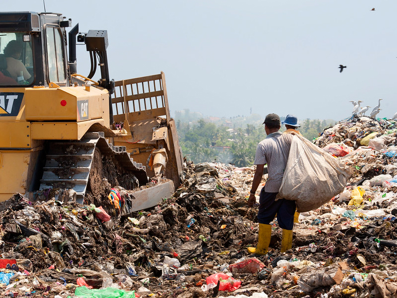 Dumping Sites Pollution
