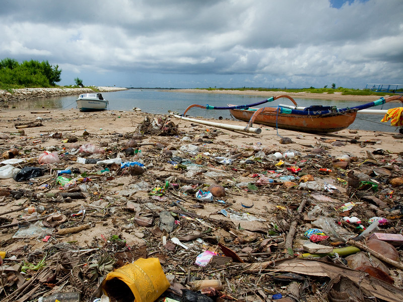 Main Reasons for marine pollution